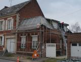 Rénovation toiture ardoise Beauvais